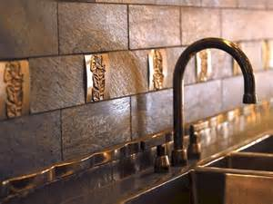 copper kitchen backsplash tiles kitchen backsplash tile copper freshouz