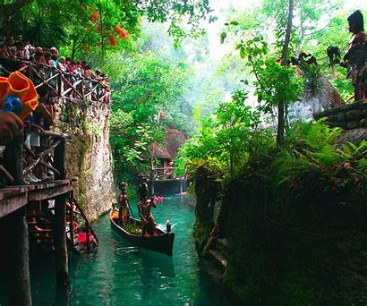Cancun Xcaret Mayan Things Village Park Attractions