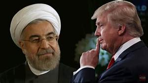 Trump To Weigh More Aggressive U.S. Strategy On Iran ...