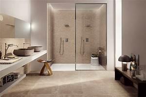 douche haut de gamme carrelage carreau ciment douches de luxe With carrelage italien salle de bain