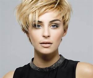 Coupe Courte 2019 Femme : coiffure cheveux courts femme 2019 coupes de cheveux pour cheveux courts ~ Farleysfitness.com Idées de Décoration