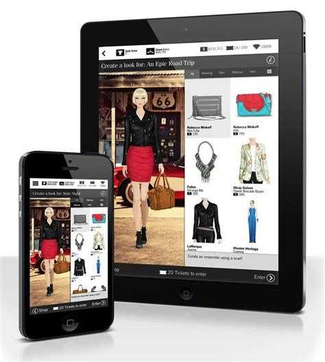 clothing apps for iphone crowdstar releases covet a fashion app with real
