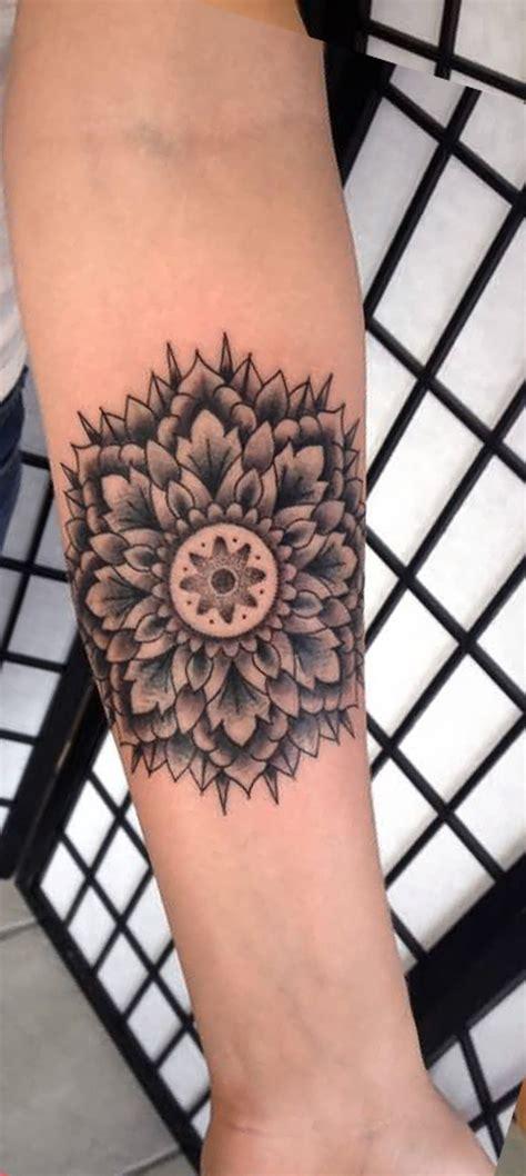 geometric mandala tattoo ideas  pinterest