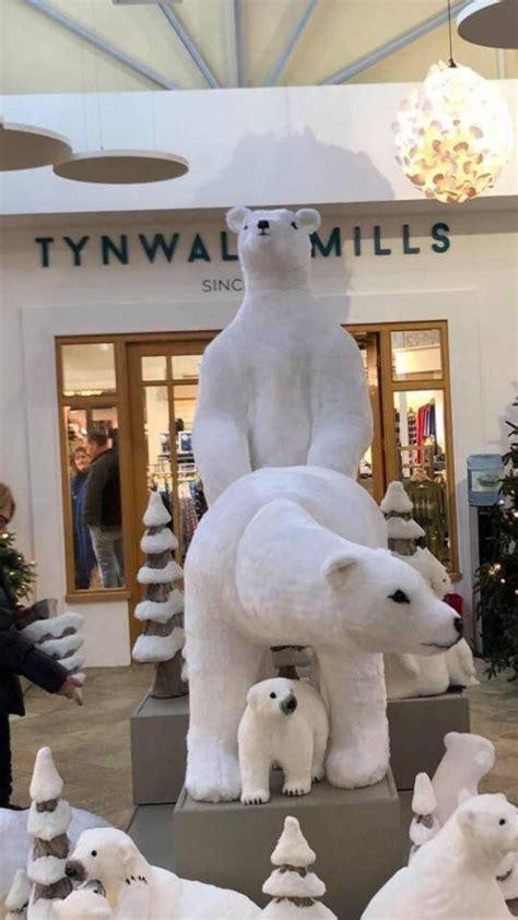polar bears  rated christmas christmas   shopping