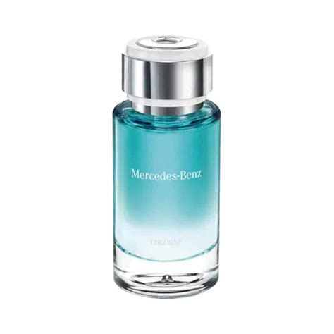 Rose is sweet, fresh and young. Mercedes-Benz Cologne for Men Eau de Toilette Spray 120ml - The Beauty Store