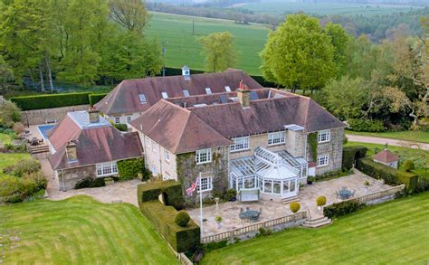 beckdale house equestrian properties  sale country life