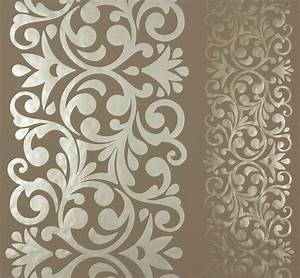 non woven wallpaper marburg ornamental home 55235 floral With markise balkon mit ornament tapete