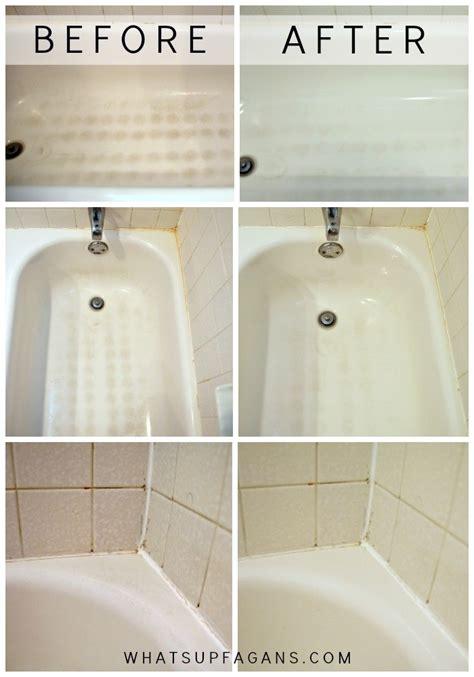 how to clean bathtub my secret for a sparkling clean bathtub