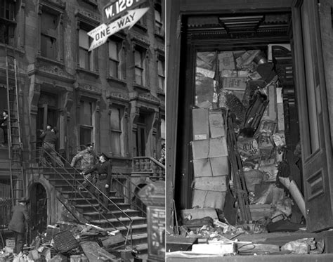 Inside The Collyer Brownstone The Story Of Harlem's