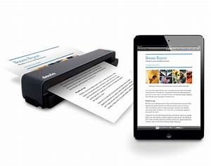 Doxie One Portable Document Scanner – Scanning made simple