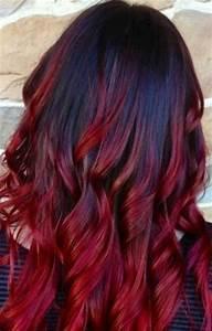 Ombré Hair Cuivré : les 25 meilleures id es de la cat gorie cheveux rouge sur ~ Melissatoandfro.com Idées de Décoration