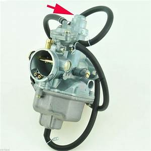 Honda Trx 250 Tm Carburetor Fourtrax Recon Trx250 2002