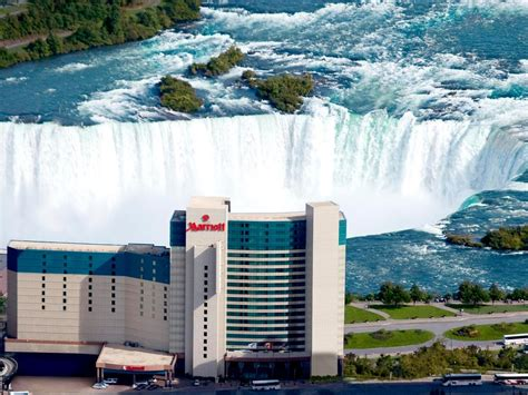 hotels niagara falls hotel niagara falls marriott fallsview canada booking com