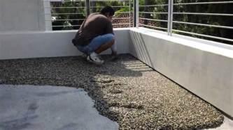 Pebble Epoxy Flooring Diy by Outdoor Pebble Resin Flooring Houses Flooring Picture