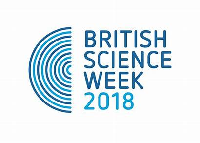 Science Week British Logos Material Added Tolhurst
