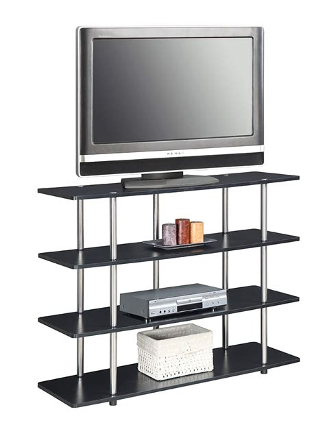 Modern Tv Stand Entertainment Center Console Media Home