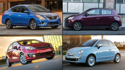 Cars Cheap by 20 Cheapest Cars For Sale In The U S