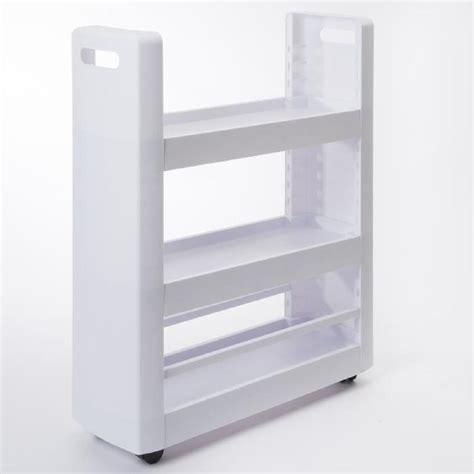etagere pour cuisine etagere a roulettes pour cuisine galerie et meuble