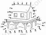 Dot Stilts Sheet Pdf Advertisement Printable sketch template