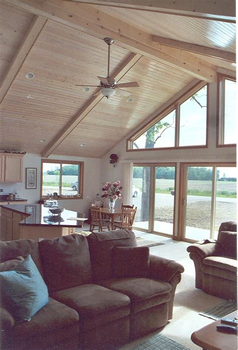Homes Interiors by Alpine Plan Modular Home Interior Modular Home Cottages