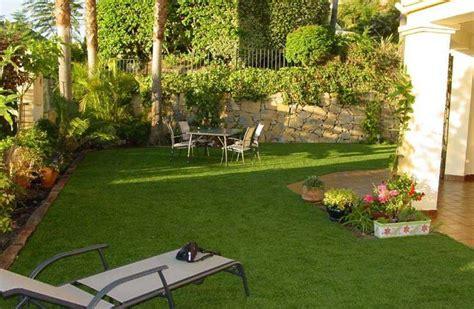 seis basicos en decoracion de jardines