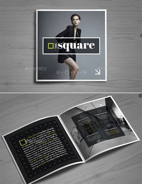 beautiful indesign fashion brochure templates web