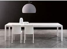 Bonaldo Chat Double extending dining table modern