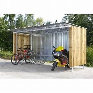 Abri Moto Bois : abri v lo abris v los abris v los en t le ~ Melissatoandfro.com Idées de Décoration