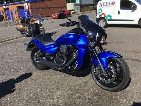 Suzuki Motorcycle Windshields by Suzuki M1800r M109r Boulevard Windshields