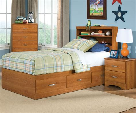 Best Twin Captains Bed With Drawers