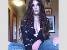 McKayla Maroney returns to Instagram with new pictures
