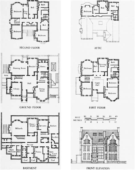 Floor Plans Kensington Palace - Zion Star