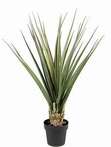 Grande Plante Artificielle : grande plante tropicale artificielle avec pot en plasti ~ Teatrodelosmanantiales.com Idées de Décoration
