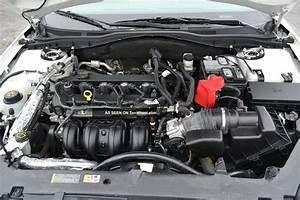 2010 Ford Fusion Se Sedan 4