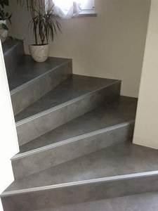 les 25 meilleures idees de la categorie escalier beton sur With peindre son parquet en gris 5 maytop tiptop habitat habillage descalier renovation
