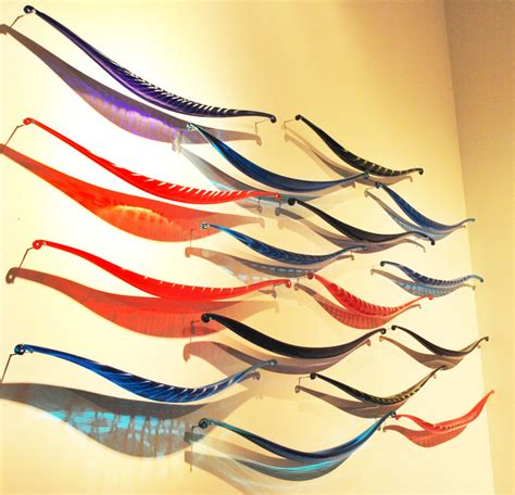Glass Wall Decoration  Modern  Artwork  Vancouver By