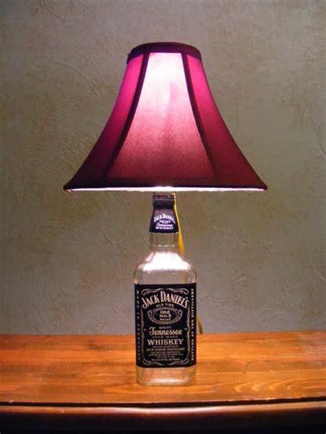 decorativas lamparas  botellas recicladas