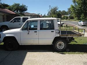 1989 Holden Jackaroo - Overview