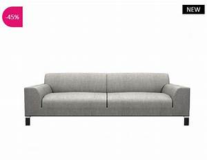 soldes canape atylia canape tissu 3 places kleim atylia With soldes canapé 3 places