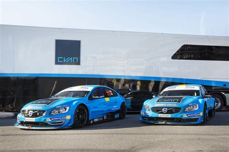 Cyan Racing confirms two car multi-year programme in the ...