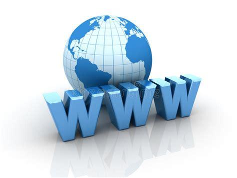 World Wide Web stock illustration. Illustration of ...
