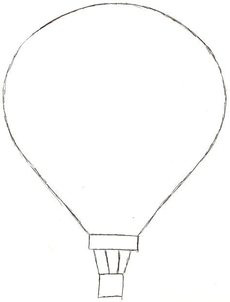 Air Balloon Template Air Balloon Template Cyberuse