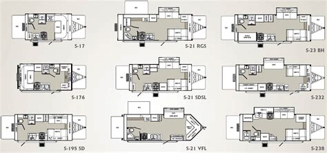 Fleetwood Prowler Regal Wiring Diagram by 2005 Fleetwood Prowler Travel Trailer Floor Plans