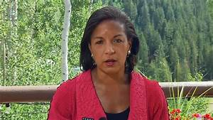 Rice attorney: Obama 'justifiably concerned' about sharing ...