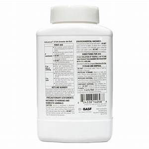 Advance Carpenter Ant Bait Label