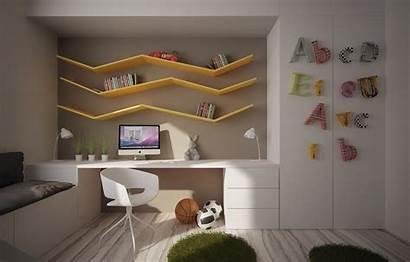 Study Interior Creative Decorating Bedroom Kid Decoration