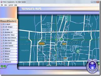 berita terbaru  peta yogyakarta terbaru