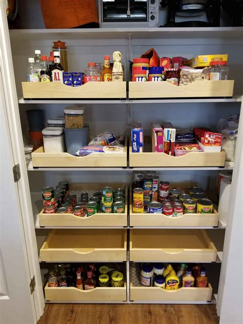 Pantry Pull Out Shelves Pantry Shelving Ezeglide