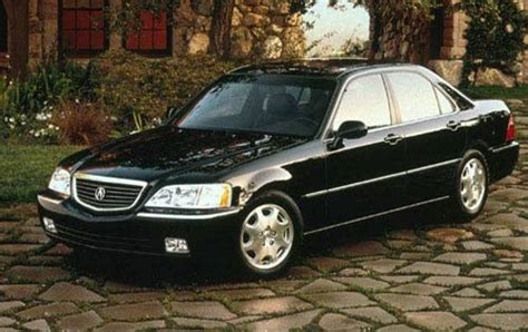 used 1999 acura rl sedan pricing features edmunds