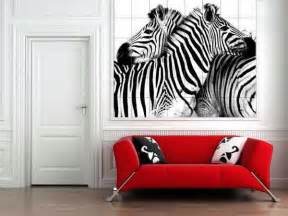 21 modern living room decorating ideas incorporating zebra prints into home decor - Zebra Bathroom Decorating Ideas